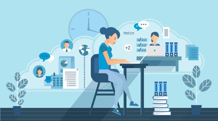 7 Consigli per formare con successo i dipendenti che lavorano da remoto