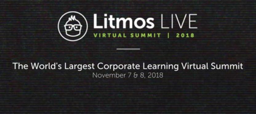 Fai il pieno di innovazione: partecipa a Litmos LIVE! L'evento online dedicato alla formazione aziendale