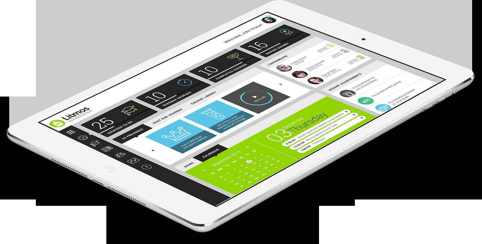 piattaforma e-learning litmos