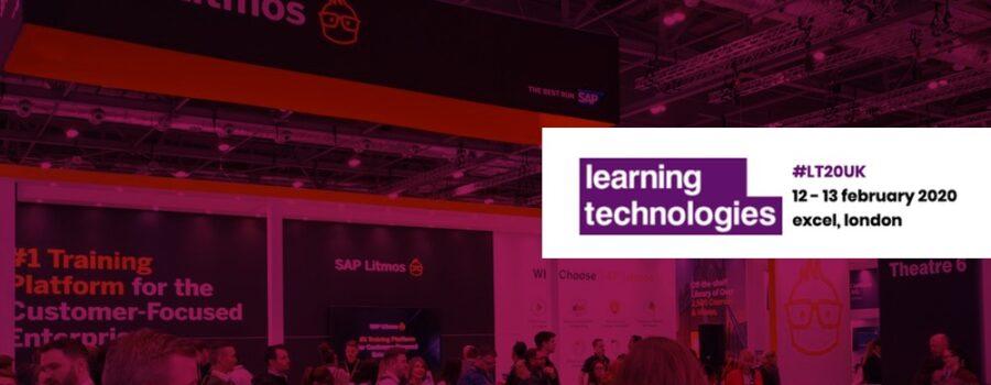 learning technologies 2020 londra